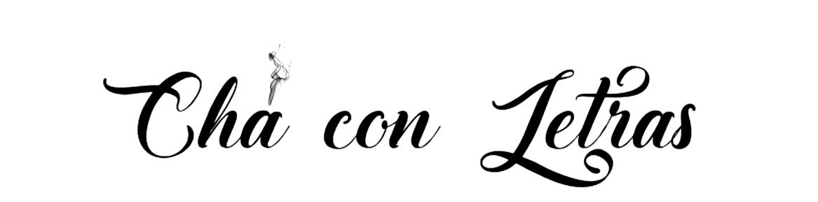 Cha con letras