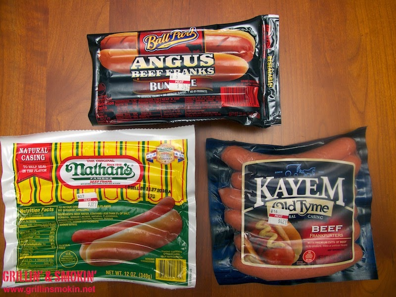 Beef Frankfurters – (eg. Oscar Mayer Foods Corporation)