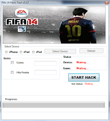 FIFA 2014 Hack Tool and Cheats [FREE Download] [No Survey] [FIFA