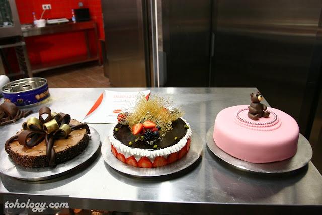 торт от шефа-кондитера Марины Цветковой