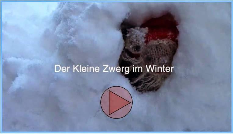 Augsburger Puppenkiste, Vom Kleinen Zwerg im Winter, Waldorf Puppenspiel