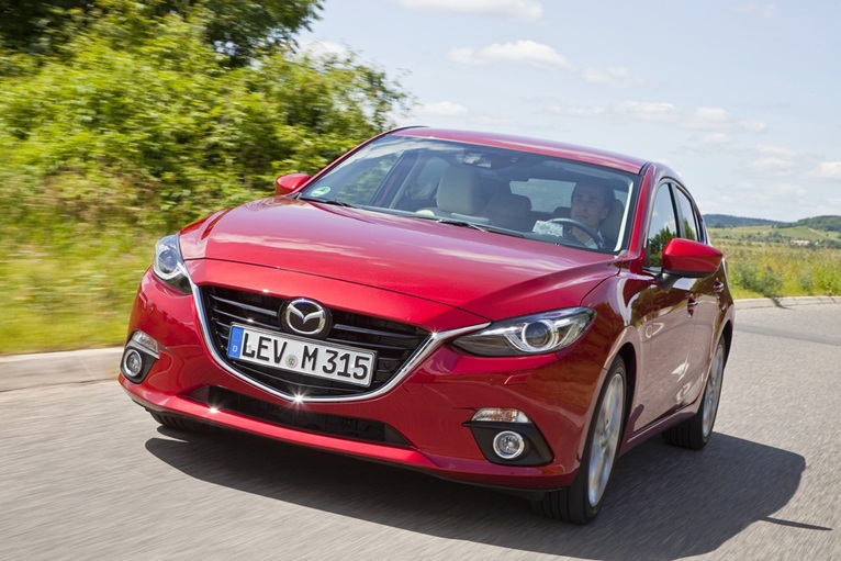 trendssoul  All New Mazda3 premieres at the Frankfurt Motor Show