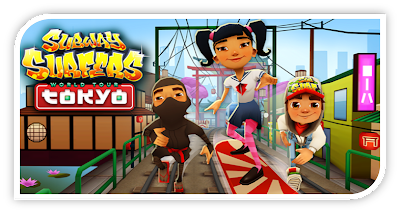 ... in Subway Surfers Tokyo ( Subway Surfer v1.10.3) for Android devices