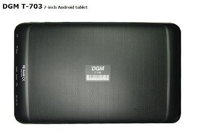 DGM T-703 tablet