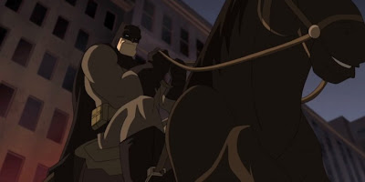 Batman in The Dark Knight Returns Part Two