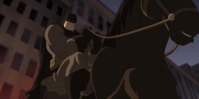 Batman in The Dark Knight Returns Part Two
