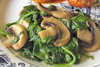 """<img src=""""espinacas-con-champiñones.jpg"""" alt=""""esta receta la puedes preparar con mostaza light y sal baja en sodio"""">"""