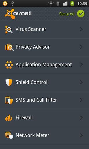 Downloading Avast Antivirus – Mobile Security Virus