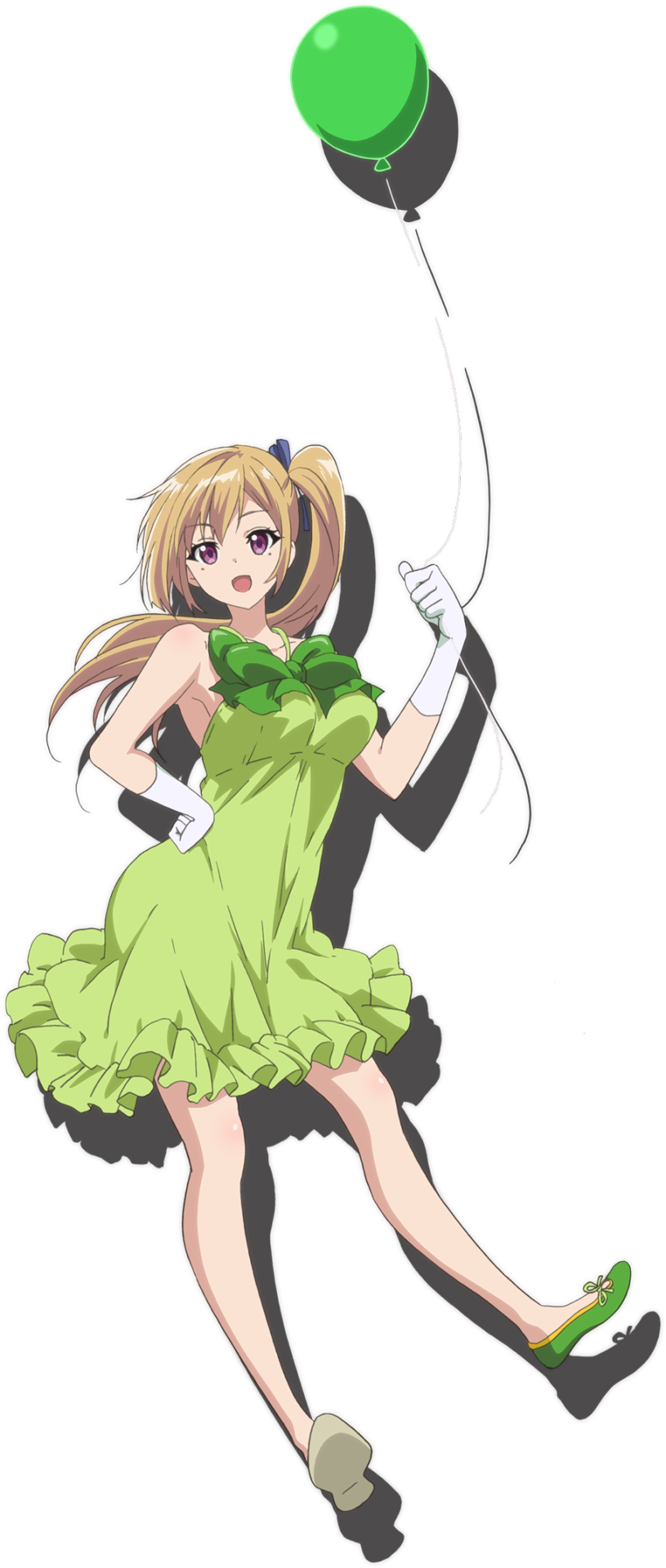 Render Kawakami Mai+ Musaigen no Phantom World,