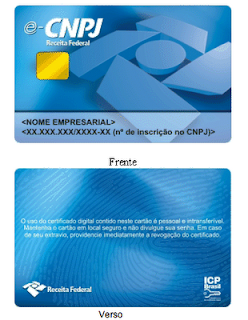 Emissão CNPJ