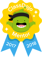 ClassDojo Mentor since 2015