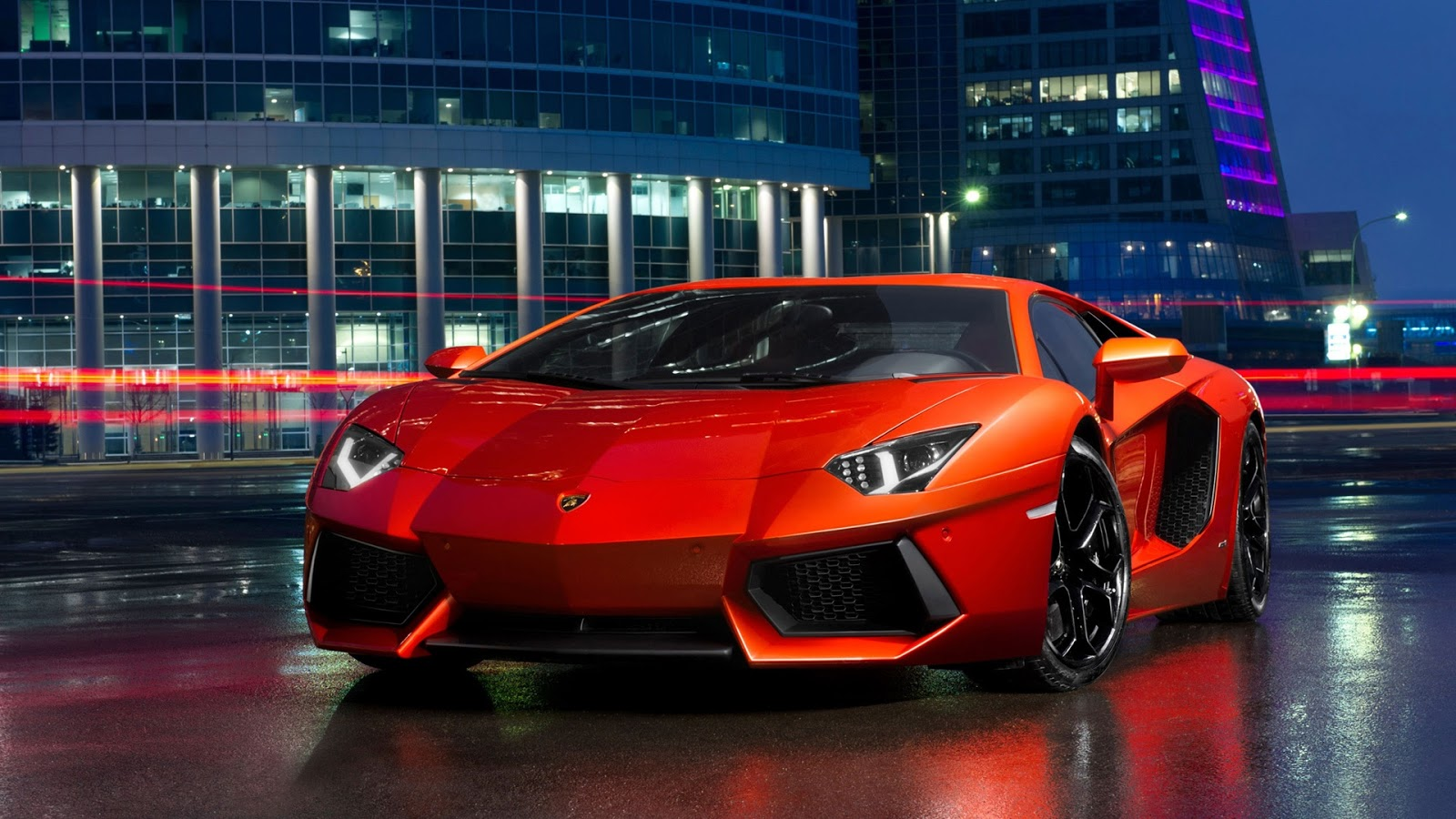 Lamborghini Aventador LP70 Wallpaper Car