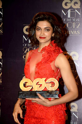 Deepika Padukone - GQ Men of the Year 2012