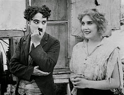 Edna Purviance and Charlie Chaplin Film Event