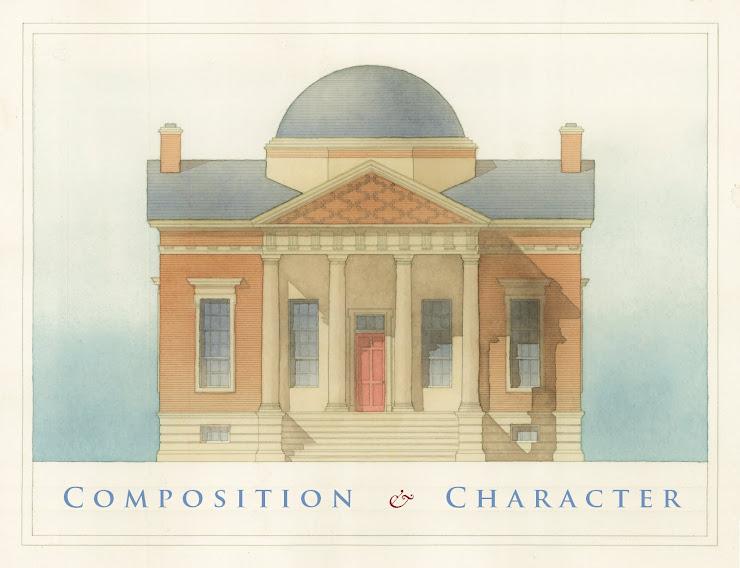 C O M P O S I T I O N   &   C H A R A C T E R :   Sam Lima Architecture