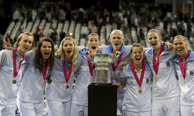 TENIS - Copa Federación 2015. La República Checa repite título ante las rusas