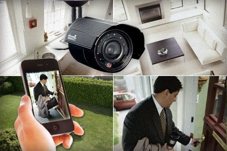 Penta Security Camera Systems For Homes And Business