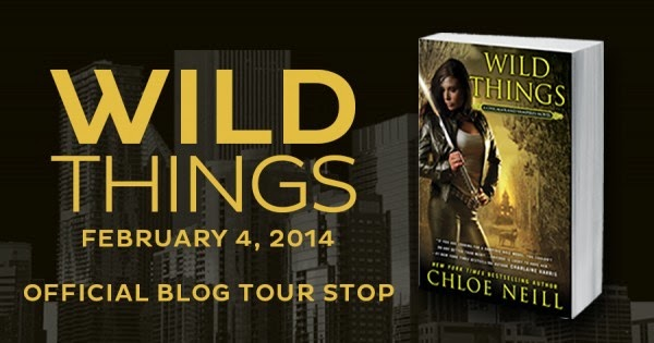 WILD THINGS Blog Tour
