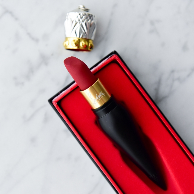 rouge a levre louboutin swatch