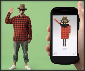 androidify membuat logo android kita sendiri sesuai karakter dan fashion kita
