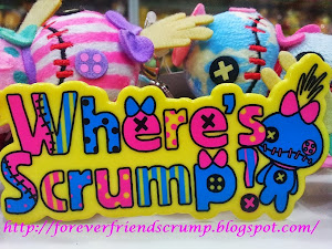 2013 Where's Scrump Collection^^