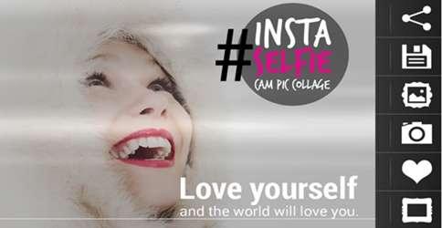 Aplikasi Selfie Instagram