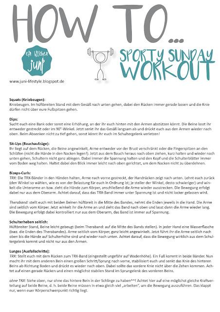 free workout