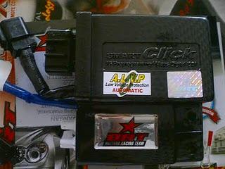 Motorcycle CDI BRT Dual Band Click for Bajaj Yamaha Honda