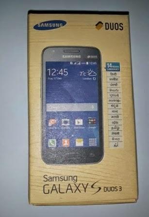 Samsung Galaxy Duos 3 mendapatkan sertifikasi Postel Indonesia