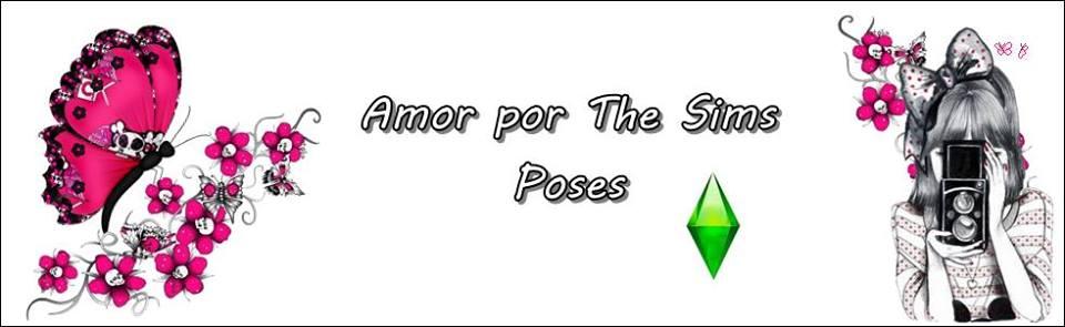 Amor Por The Sims Poses.