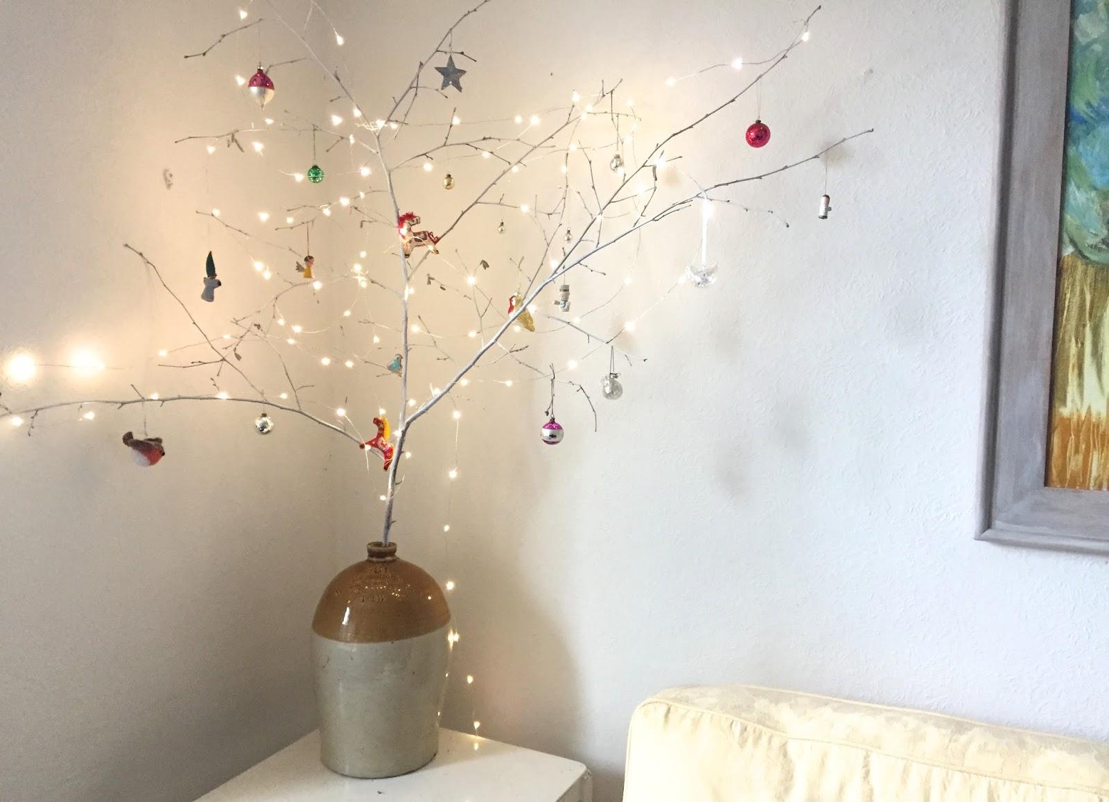 A Sunny Island : An alternative Christmas tree - how to make a ...