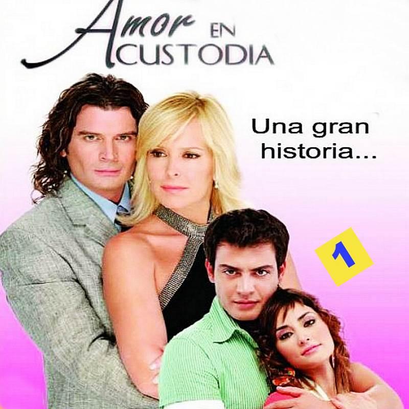Paola Nunez Amor en Custodia Amor en Custodia