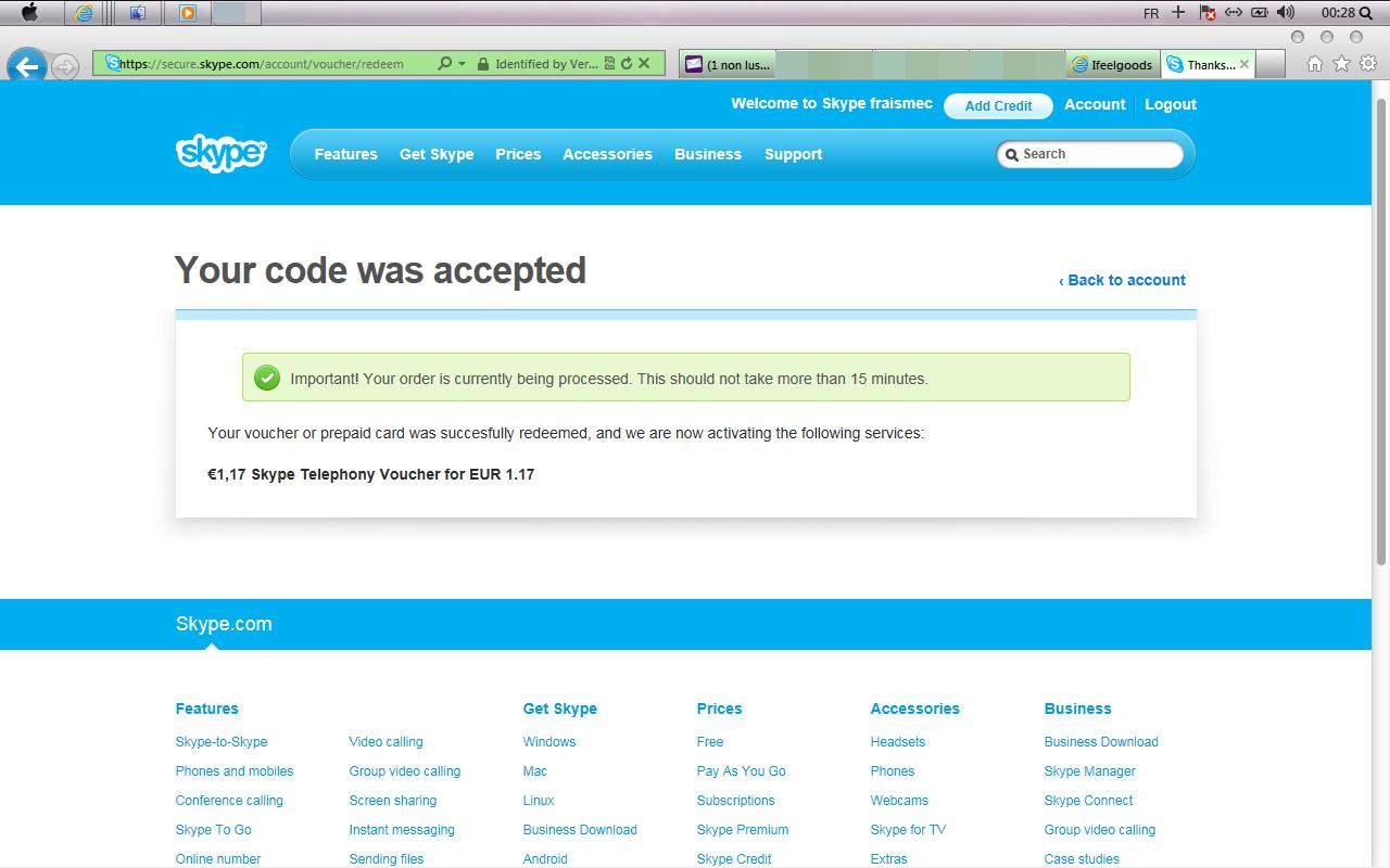 Kmerforum le blog free skype credit comment avoir du cr dit skype gratui - Que pensez vous du credit foncier ...