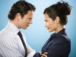 دراسة: عقول النساء أكثر كفاءة من عقول الرجال وإن كانت أقل حجما - امرأة تتحدى رجل ضد -challenge woman vs man