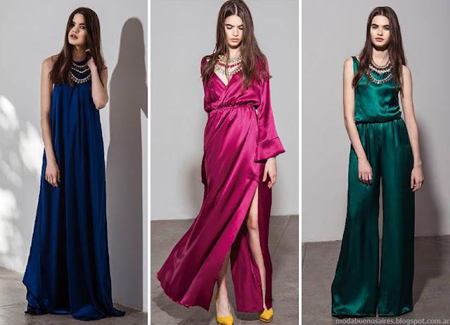 Vestidos de fiesta 2015: Moda otoño invierno 2015 vestidos de fiesta Florian Dresses.