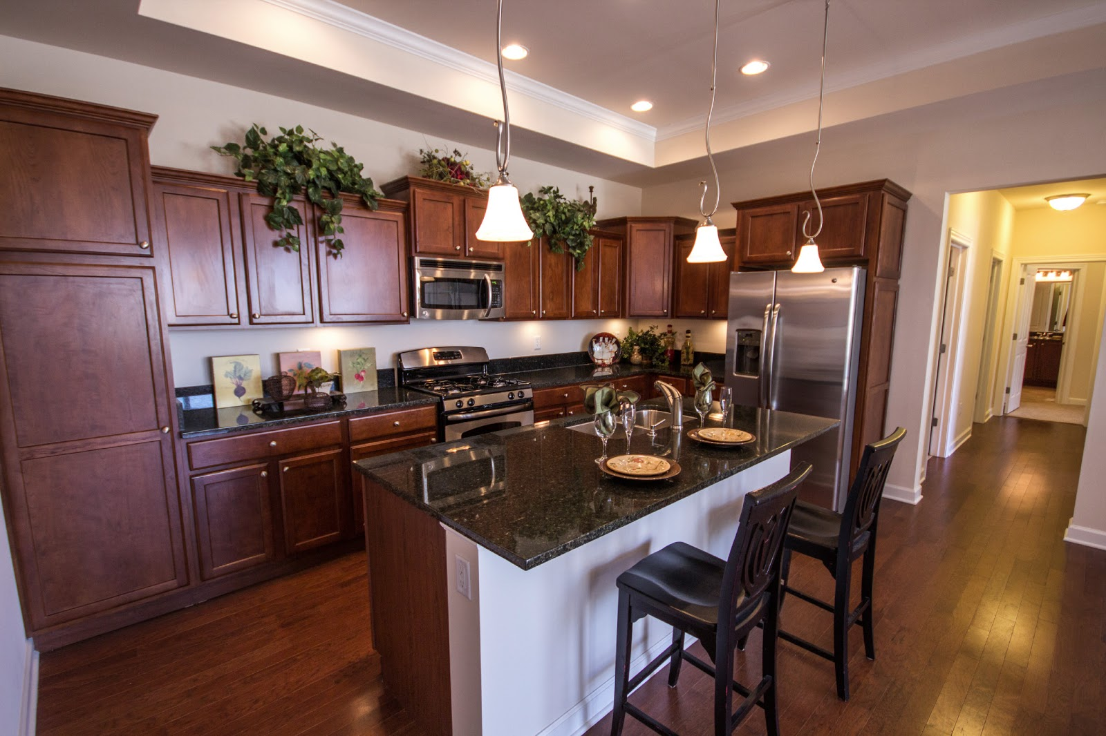 Wilcox communities an epcon community builder upgrade Kitchen remodeling valparaiso indiana
