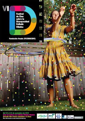 VI edición del Festival Internacional de Cine Sobre la Discapacidad FECIDISCOVI
