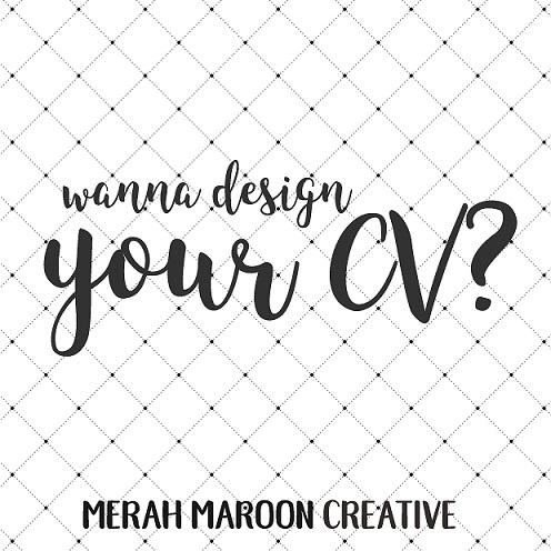 Wanna design CV?