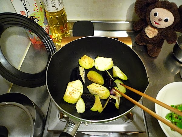夏野菜の和風カレーの作り方(2)