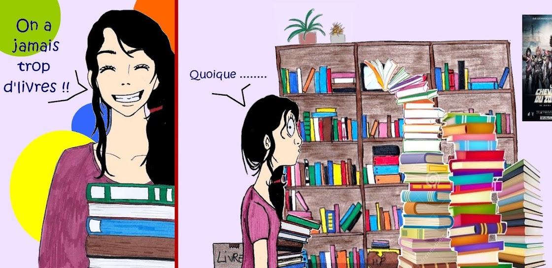 On a jamais trop d'livres !
