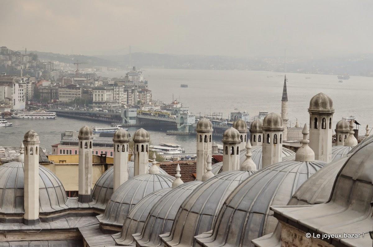 Istanbul - mosquee - Soliman le Magnifique