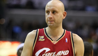 Zydrunas Ilgauskas To Have Jersey Retired By Cavs