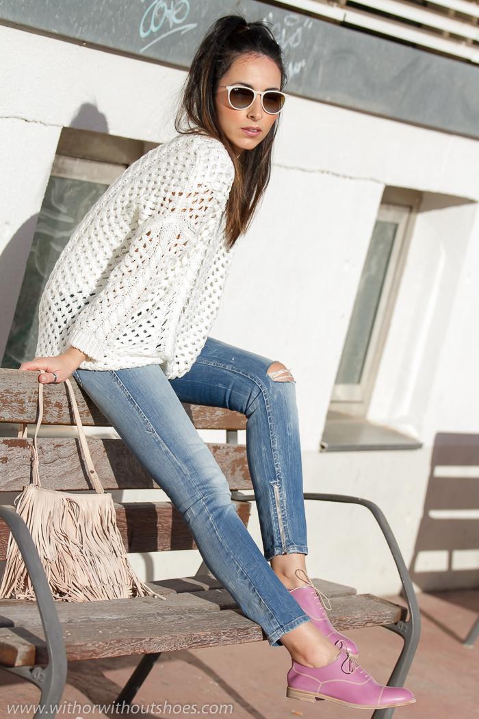 Blogger de Valencia de moda adicta a los zapatos
