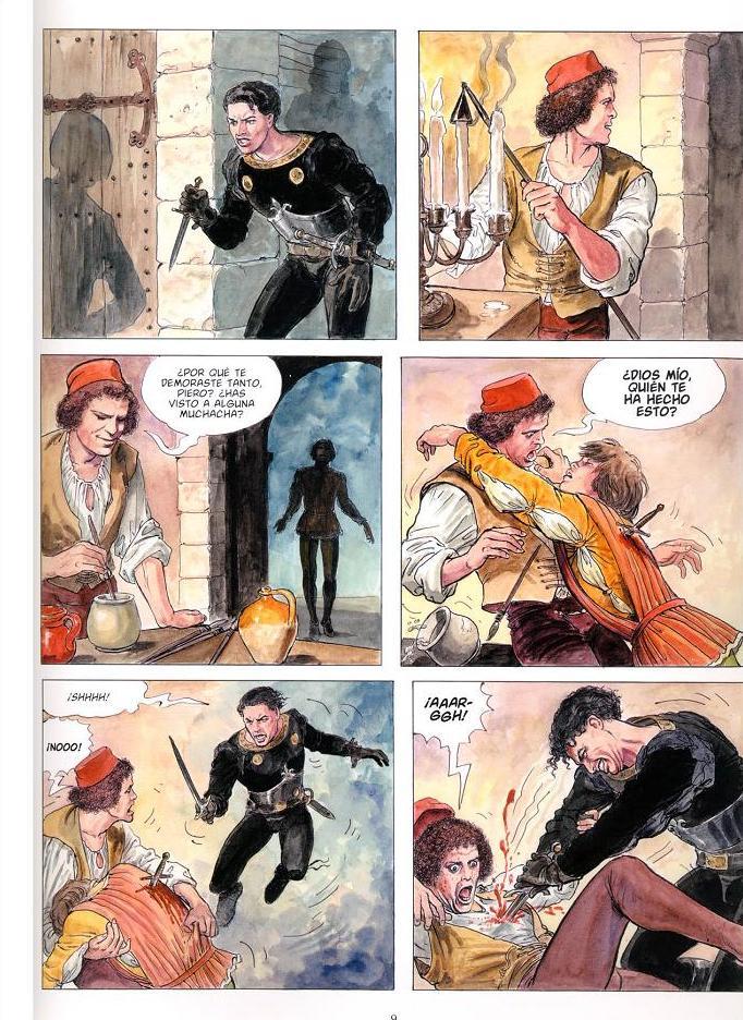 Logan Class Comics