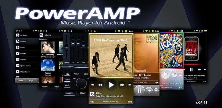 Poweramp Music Player Android