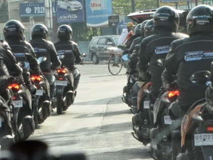 Pengendara Sepeda Motor http://www.gudangnews.info/