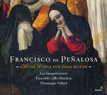 Francisco de Peñalosa - Missa Nunca fue pena mayor