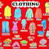 Ropa en inglés - Clothes vocabulary