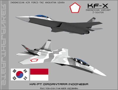 Indonesia satu-satunya negara ASEAN yang mengembangkan Jet Tempur
