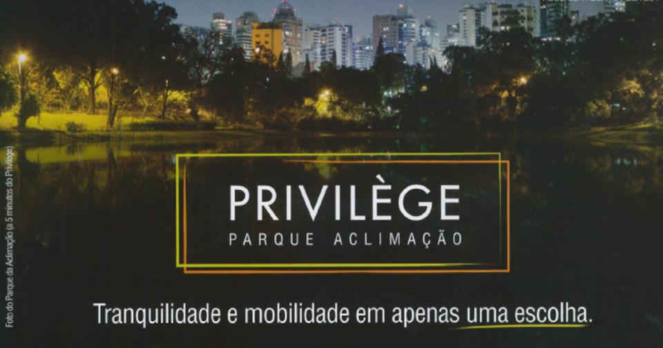apartamento Privilege Aclimação